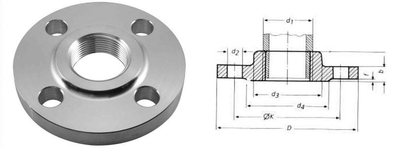 Threaded Flange Manufacturer in India