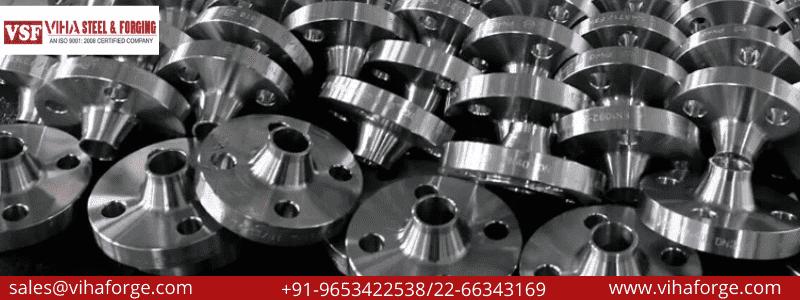 ASTM B381 Titanium Gr 2, Gr 5 Flanges Manufacturer