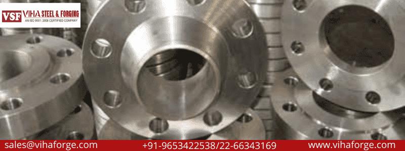ASTM B564 Nickel Alloy 200, 201 Flanges Manufacturer
