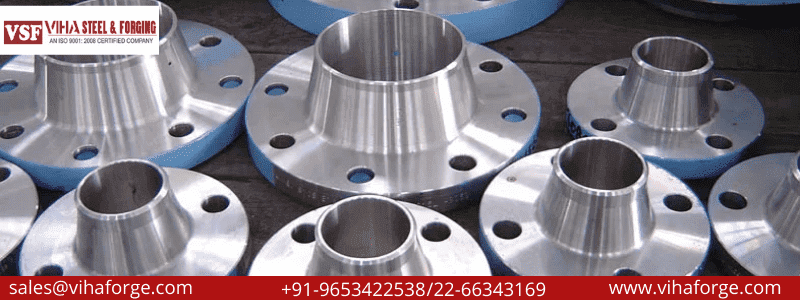 Duplex Steel UNS S31803, S32205 Flanges Manufacturer