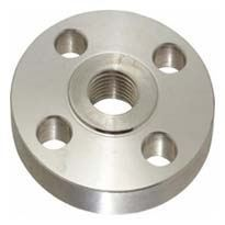 astm a182 f304 stainless steel threaded flanges manufacturer