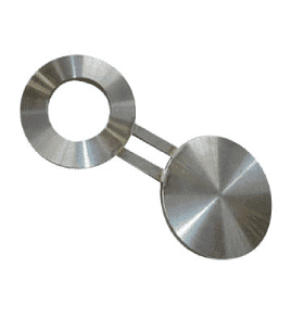 astm a182 f316l stainless steel spades ring spacer flanges manufacturer