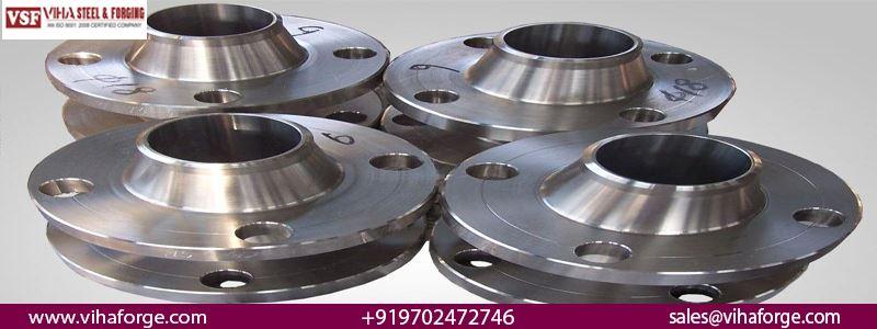 titanium-flanges